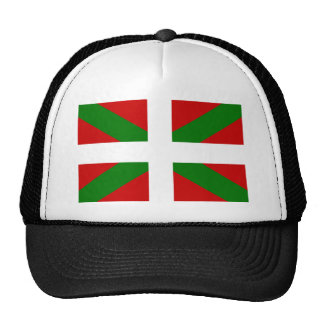 Bandera País Vasco euskadi Gorros Bordados