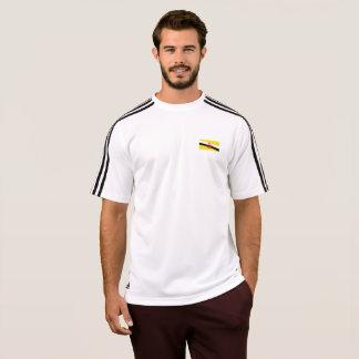 Bandera para hombre de la camiseta de Brunei