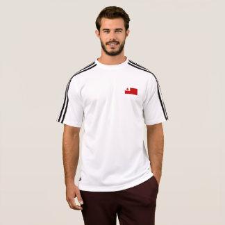 Bandera para hombre de la camiseta de Tonga