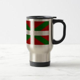 Bandera Pays Basque Euskadi Taza Térmica