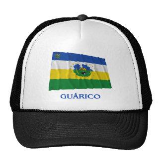 Bandera que agita de Guárico con nombre Gorro