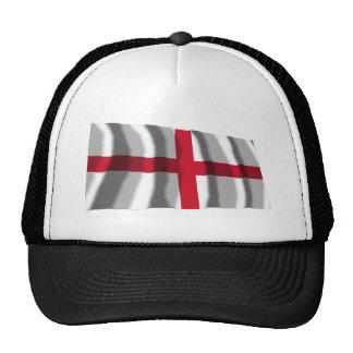 Bandera que agita de Inglaterra Gorro