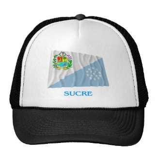 Bandera que agita de Sucre con nombre Gorras De Camionero