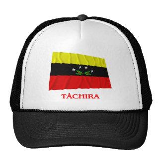 Bandera que agita de Táchira con nombre Gorra