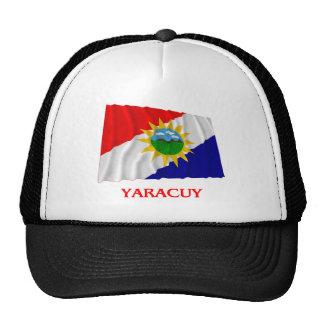 Bandera que agita de Yaracuy con nombre Gorro De Camionero
