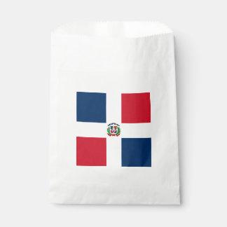 Bandera: República Dominicana Bolsa De Papel