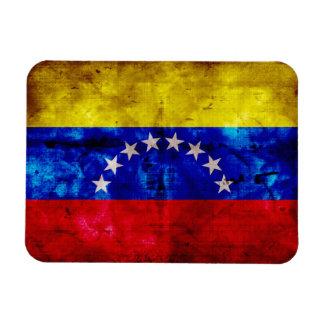 Bandera resistida de Venezuela Iman Flexible