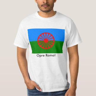 Bandera Romani Camiseta