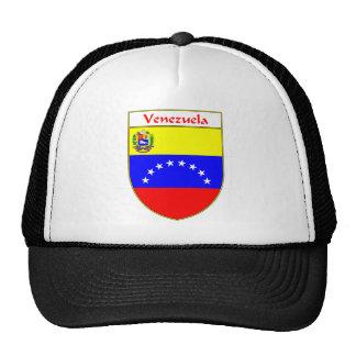 Bandera Slield de Venezuela Gorras