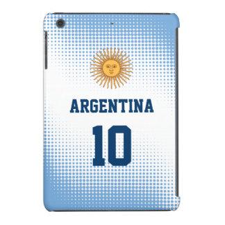 Bandera Sun de la Argentina de mayo - número de Funda Para iPad Mini