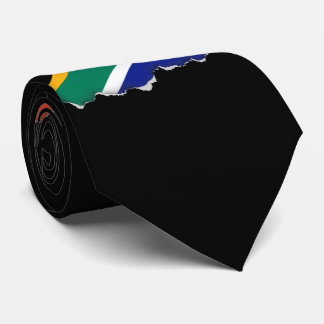 Bandera surafricana corbatas