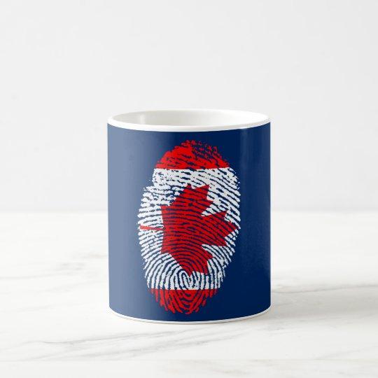 Bandera Taza De Café