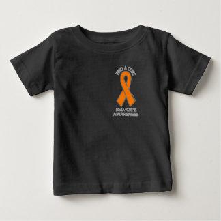 Bandera/tía… RSD/CRPS Camiseta De Bebé