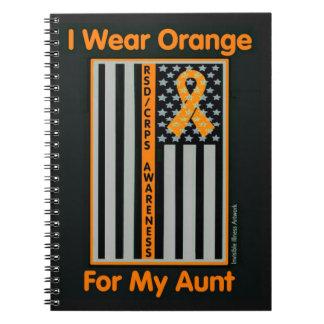 Bandera/tía… RSD/CRPS Cuaderno