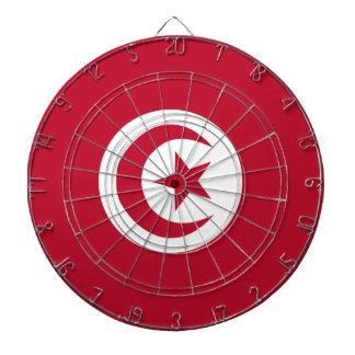 Bandera tunecina diana
