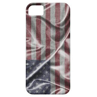 Bandera USA. iPhone 5 Case-Mate Funda