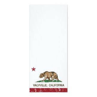 Bandera Vacaville del Stat de California Anuncio