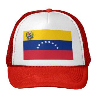 Bandera venezolana - bandera de Venezuela - Gorro