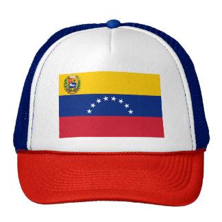 Bandera venezolana - bandera de Venezuela - Gorros