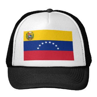 Bandera venezolana - bandera de Venezuela - Gorros Bordados