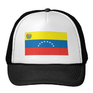 Bandera venezolana gorros