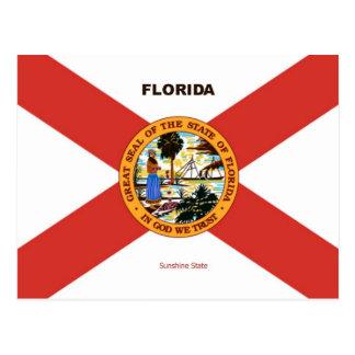 Bandera y lema de la Florida Postal