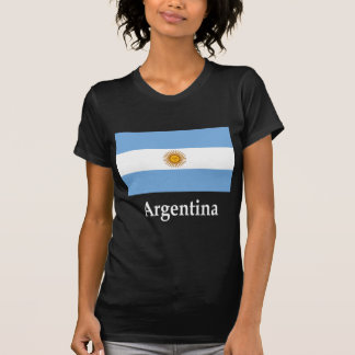 Bandera y nombre de la Argentina Camisas