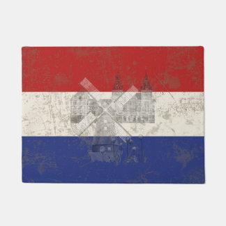 Bandera y símbolos de los Países Bajos ID151