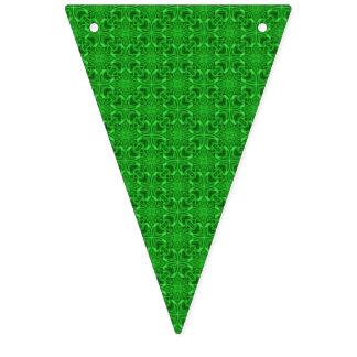 Banderas célticas del empavesado del caleidoscopio