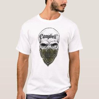 Bandido del tartán de Campbell Camiseta