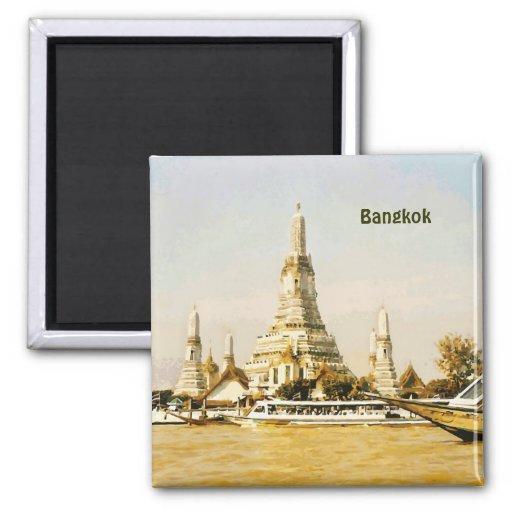 Bangkok Imán Para Frigorifico