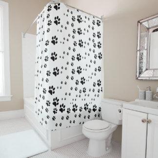 Baño de las patas cortina de baño
