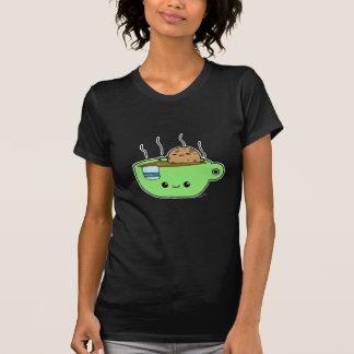 Baño del chocolate caliente - CookieCloud Camisetas