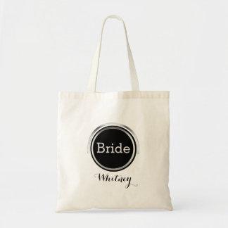 Banquete de boda con monograma de la novia el  