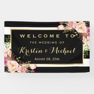 Banquete de boda floral de la decoración de las