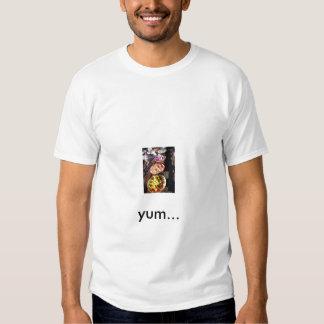 banquete, yum… camiseta