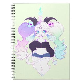 Baphomet Cuaderno