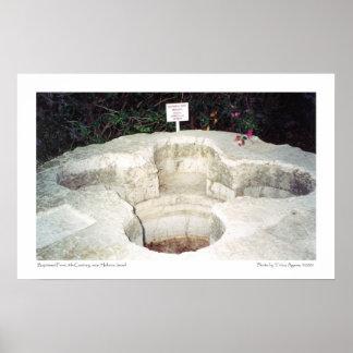 Baptismal Font poster