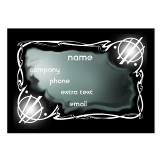 bar tarjeta personal