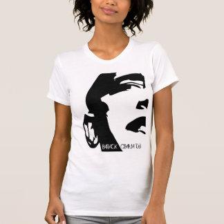 Barack Obama blanco y negro Camiseta