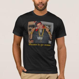 Barack-Obama-Bling-Bling-25322, Obama es mamá del Camiseta