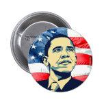Barack Obama Chapa Redonda 5 Cm