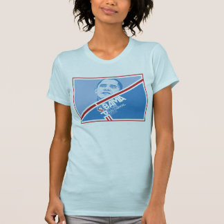 Barack Obama es esperanza - Camiseta