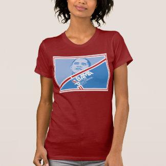 Barack Obama es esperanza - - modificada para Camisetas