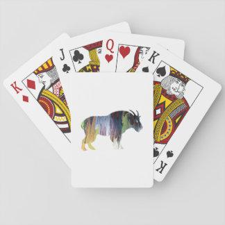 Baraja De Cartas Arte de la cabra