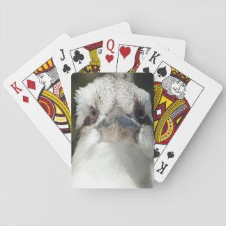 Baraja De Cartas Australiano Kookaburra