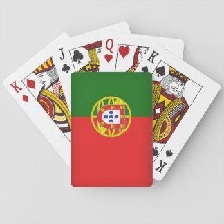 Baraja De Cartas Bandera de Portugal