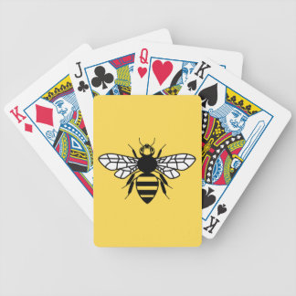 Baraja De Cartas Bicycle Abeja de Manchester