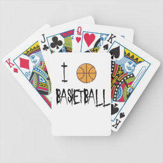 Baraja De Cartas Bicycle Amo baloncesto