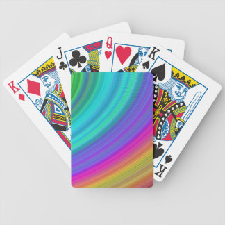 Baraja De Cartas Bicycle Arco iris